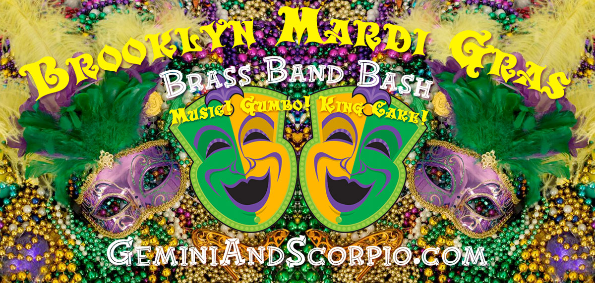 Dance Your Beads Off To Killer Brass Bands And Enjoy Authentic NoLA Cocktails At The Bar Find Baby In King Cake Be For Night You Get